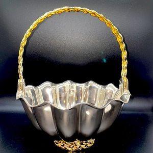 International Silver Company Silver Plated Basket